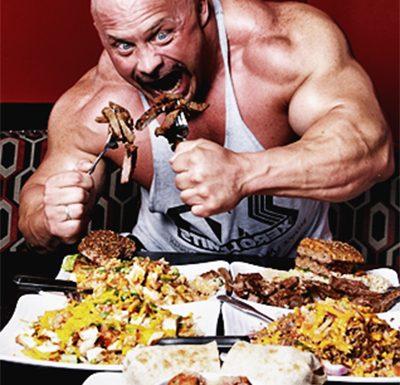 bulking diet