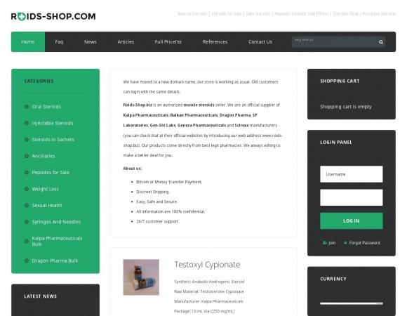 roids-shop.com review